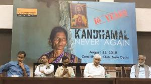 Kandhamal Day marked in Delhi