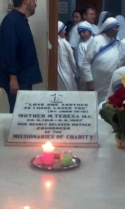 Mother Teresa's Tomb 2